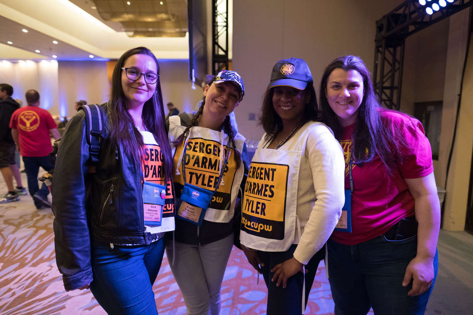 Photo 5 : National Convention 2019 / Congrès national de 2019