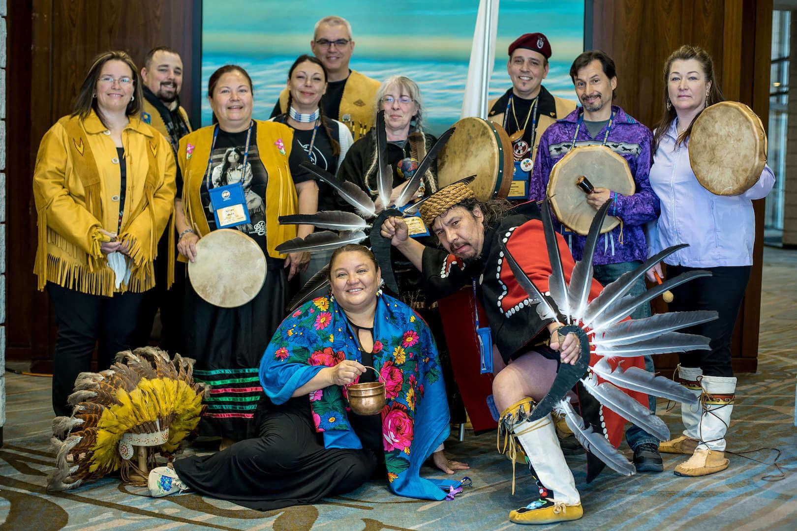 Photo 4 : National Convention 2019 / Congrès national de 2019