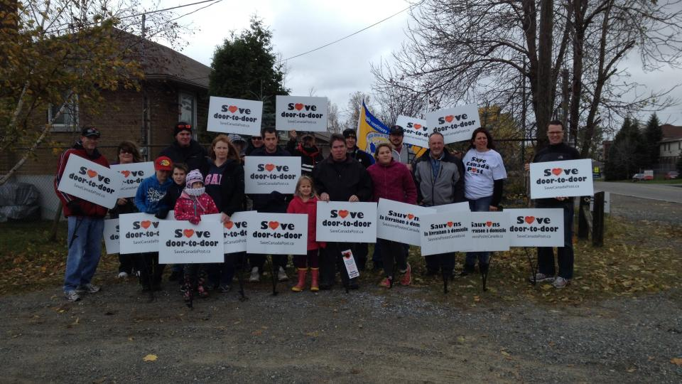 Sudbury day of action