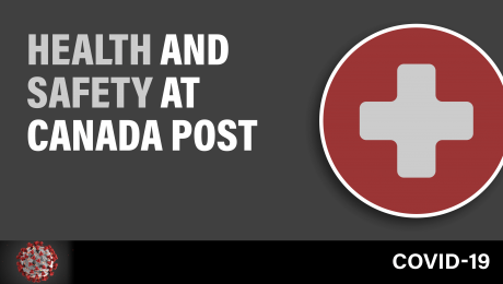 Image: COVID-19 Health and Safety at Canada Post